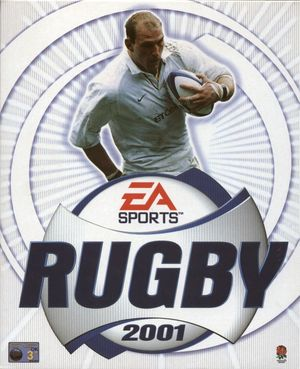 Cover for Rugby.
