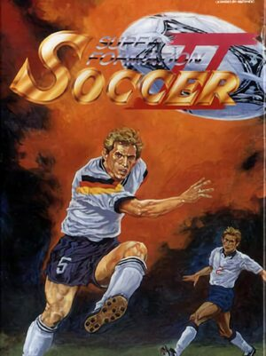 Cover for Super Formation Soccer II.