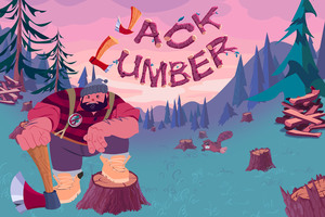 Cover for Jack Lumber.