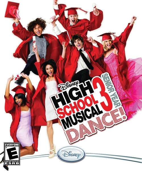Cover for High School Musical 3: Senior Year DANCE!.