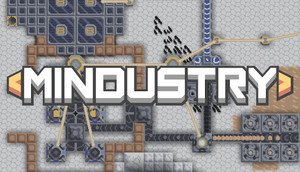Cover for Mindustry.