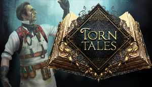 Cover for Torn Tales.