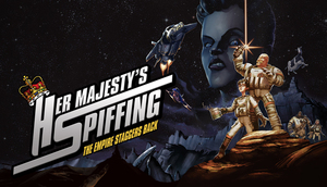 Cover for Her Majesty's SPIFFING.
