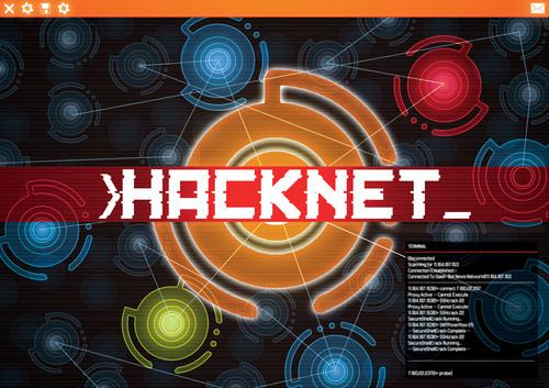 Cover for Hacknet.