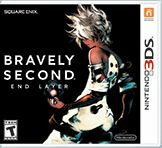 Cover for Bravely Second: End Layer.