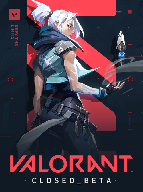 Cover for VALORANT.