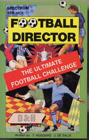 Cover for Football Director.