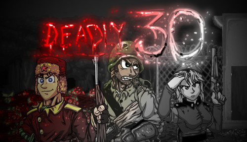 Cover for Deadly 30.