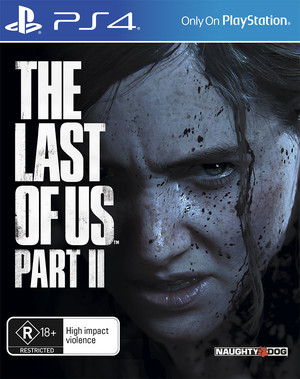 Cover for The Last of Us Part II.