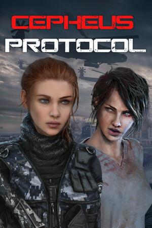 Cover for Cepheus Protocol.