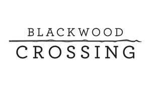 Cover for Blackwood Crossing.