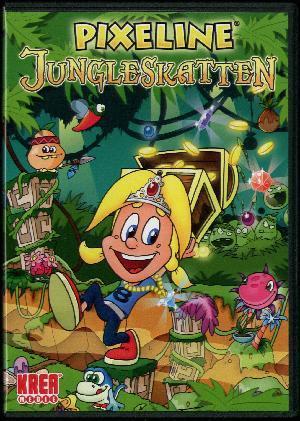 Cover for Pixeline: Jungleskatten.