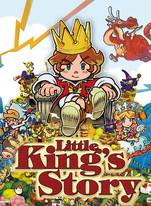 Cover for Little King's Story.