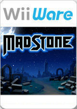 Cover for MadStone.