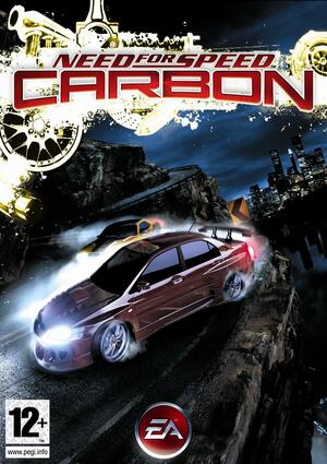 Cover for Need for Speed: Carbon.