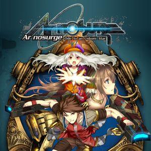 Cover for Ar nosurge.