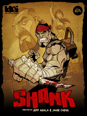 Cover for Shank.