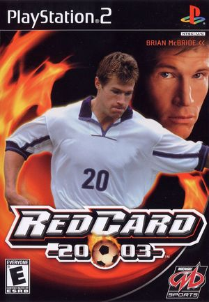 Cover for RedCard 20-03.