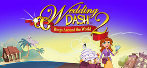 Cover for Wedding Dash 2: Rings Around the World.