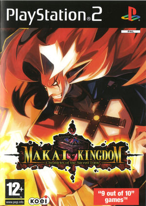 Cover for Makai Kingdom: Chronicles of the Sacred Tome.