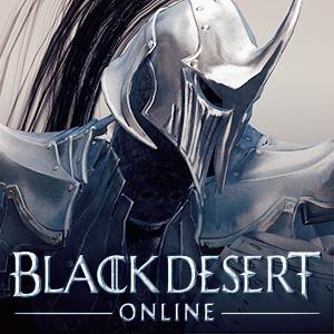 Cover for Black Desert.