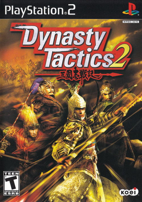 Cover for Dynasty Tactics 2.