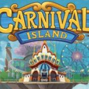Cover for Carnival Island.
