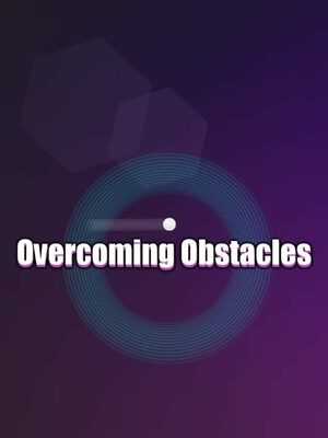 Cover for Overcoming Obstacles.