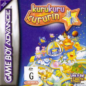 Cover for Kuru Kuru Kururin.
