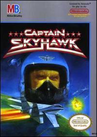 Cover for Captain Skyhawk.