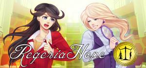 Cover for Regeria Hope Episode 1.