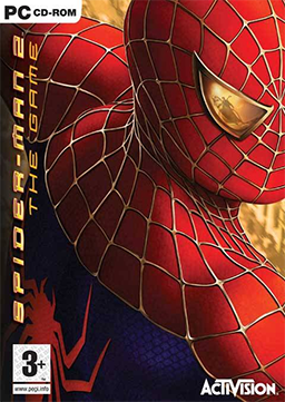 Cover for Spider-Man 2.