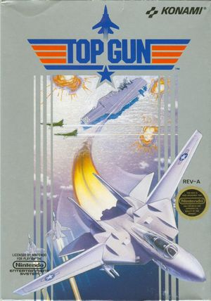 Cover for Top Gun.