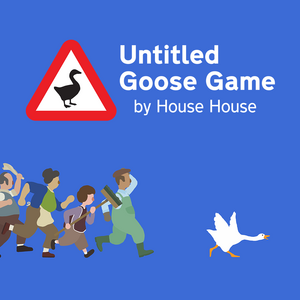 Cover for Untitled Goose Game.