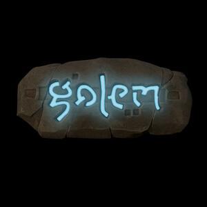 Cover for Golem.