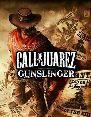 Cover for Call of Juarez: Gunslinger.