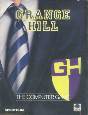 Cover for Grange Hill.