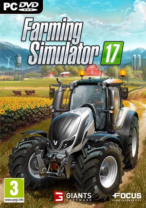 Cover for Farming Simulator 17.