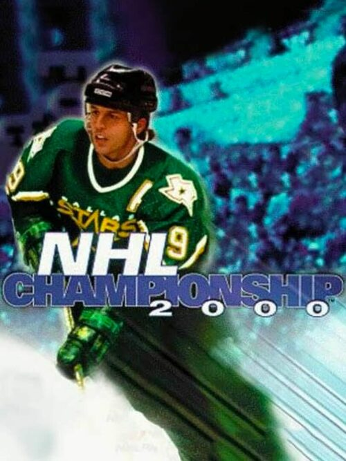 Cover for NHL Championship 2000.