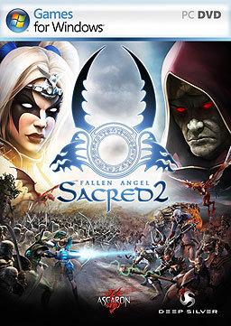 Cover for Sacred 2: Fallen Angel.