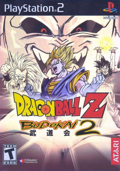 Cover for Dragon Ball Z: Budokai 2.