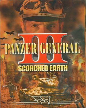 Cover for Panzer General III: Scorched Earth.