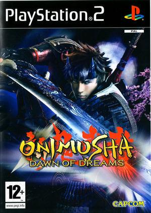Cover for Onimusha: Dawn of Dreams.