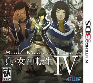Cover for Shin Megami Tensei IV.