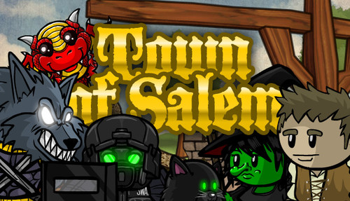 Cover for Town of Salem.