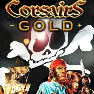 Cover for Corsairs: Conquest at Sea.