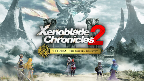 Cover for Xenoblade Chronicles 2: Torna ~ The Golden Country.