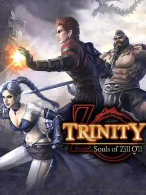 Cover for Trinity: Souls of Zill O'll.