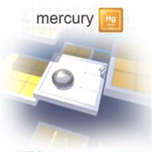 Cover for Mercury Hg.