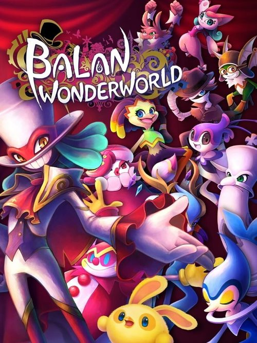 Cover for Balan Wonderworld.